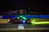 #51 SPIRIT OF RACE (USA) FERRARI 488 GT3 FERRARI GTD PAUL DALLA LANA (CAN) PEDRO LAMY (PRT) MATHIAS LAUDA (AUT) DANIEL SERRA (BRA)