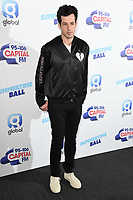 Mark Ronson<br /> poses on the media line before performing at the Summertime Ball 2019 at Wembley Arena, London<br /> <br /> ©Ash Knotek  D3506  08/06/2019