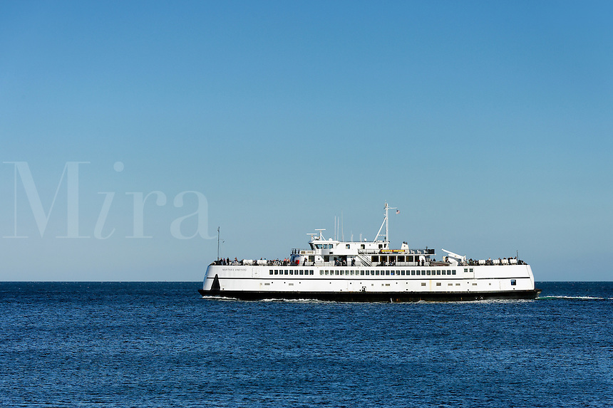 Vineyard Ferry, Martha's Vineyard, Massachusetts, USA