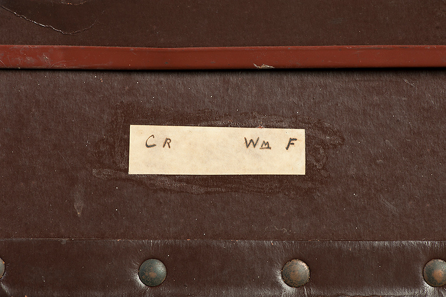 Willard Suitcases / William Fay C / ©2014 Jon Crispin