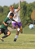 Boys Soccer vs. Lawrence North  8-18-14