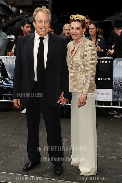 "Charles Roven arriving for European premiere of ""The Dark Knight Rises"" at the Odeon Leicester Square, London. 18/07/2012 Picture by: Steve Vas / Featureflash"