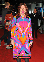 Clare Stewart at the 61st BFI LFF &quot;Dark River&quot; European premiere, Odeon Leicester Square, Leicester Square, London, England, UK, on Saturday 07 October 2017.<br /> CAP/CAN<br /> &copy;CAN/Capital Pictures