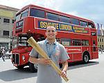 OLIMPIZAM, NOVI SAD, 24. May. 2012. - Rvac Aleksandar Maksimovic. Zavrsne, sedamnaeste EkOlimpijske igre odrzane su danas na Trgu slobode u Novom Sadu. Foto: Nenad Negovanovic