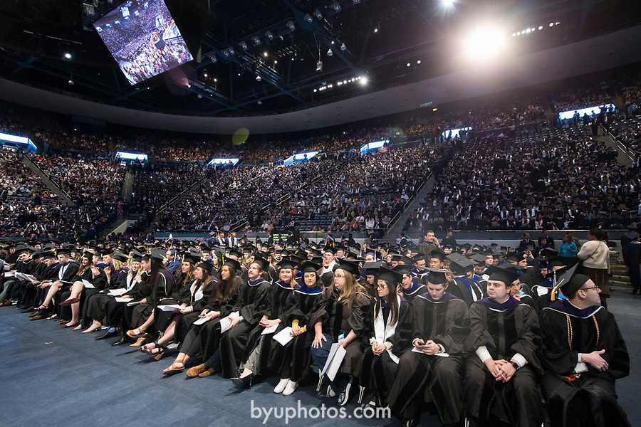 _RE_7630<br /> <br /> 1704-51 2017 Spring Commencement<br /> <br /> April 27, 2017<br /> <br /> Photography by Nate Edwards/BYU<br /> <br /> &copy; BYU PHOTO 2016<br /> All Rights Reserved<br /> photo@byu.edu  (801)422-7322