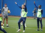 28.08.2019 Rangers training: Scott Arfield