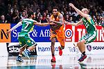 S&ouml;dert&auml;lje 2014-04-26 Basket SM-final S&ouml;dert&auml;lje Kings - Norrk&ouml;ping Dolphins :  <br /> Norrk&ouml;ping Dolphins Jermont Horton i kamp om bollen med S&ouml;dert&auml;lje Kings John Roberson och S&ouml;dert&auml;lje Kings Martin Pahlmblad <br /> (Foto: Kenta J&ouml;nsson) Nyckelord:  S&ouml;dert&auml;lje Kings SBBK Norrk&ouml;ping Dolphins SM-final Final T&auml;ljehallen