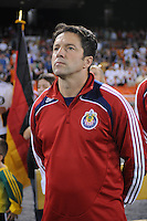 Chivas USA Head Coach Preki.  Chivas USA defeated DC United 2-0  at RFK Stadium, Saturday October 3, 2009.