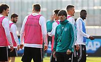 Bundestrainer Joachim Loew (Deutschland Germany) - 25.03.2018: Training der Deutschen Nationalmannschaft, Olympiastadion Berlin