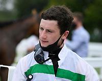 Jockey Oisin Murphy during Horse Racing at Salisbury Racecourse on 13th August 2020