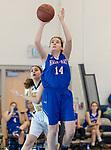 Hale-Ray @ PSA Varsity Girls Basketball