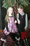 Holli Willingham and Holly Brennan at the Coffee Morning Fundraiser in aid of Trocaire organised by Inse Bay Residents...Photo NEWSFILE/Jenny Matthews.(Photo credit should read Jenny Matthews/NEWSFILE)....This Picture has been sent you under the condtions enclosed by:.Newsfile Ltd..The Studio,.Millmount Abbey,.Drogheda,.Co Meath..Ireland..Tel: +353(0)41-9871240.Fax: +353(0)41-9871260.GSM: +353(0)86-2500958.email: pictures@newsfile.ie.www.newsfile.ie.FTP: 193.120.102.198.