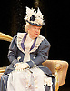 An Ideal Husband by Oscar Wilde<br /> at Festival Theatre Chichester, Great Britain <br /> 25th November 2014 <br /> <br /> directed by Rachel Kavanaugh <br /> <br /> Patricia Routledge as Lady Markby<br /> <br /> <br /> <br /> Photograph by Elliott Franks <br /> Image licensed to Elliott Franks Photography Services