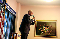 NORTH BERGEN, NEW JERSEY JUNE 6: Senator Cory Booker speaks during a event with Chelsea Clinton before Tuesday primaries elections on June 6, 2016 in North Bergen, New Jersey. Democratic front-runner Hillary Clinton could have the number of delegates needed to secure the nomination after results in New Jersey (Photo by VIEWpress)
