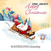 Marcello, CHRISTMAS SANTA, SNOWMAN, WEIHNACHTSMÄNNER, SCHNEEMÄNNER, PAPÁ NOEL, MUÑECOS DE NIEVE, paintings+++++,ITMCXM1807,#X#