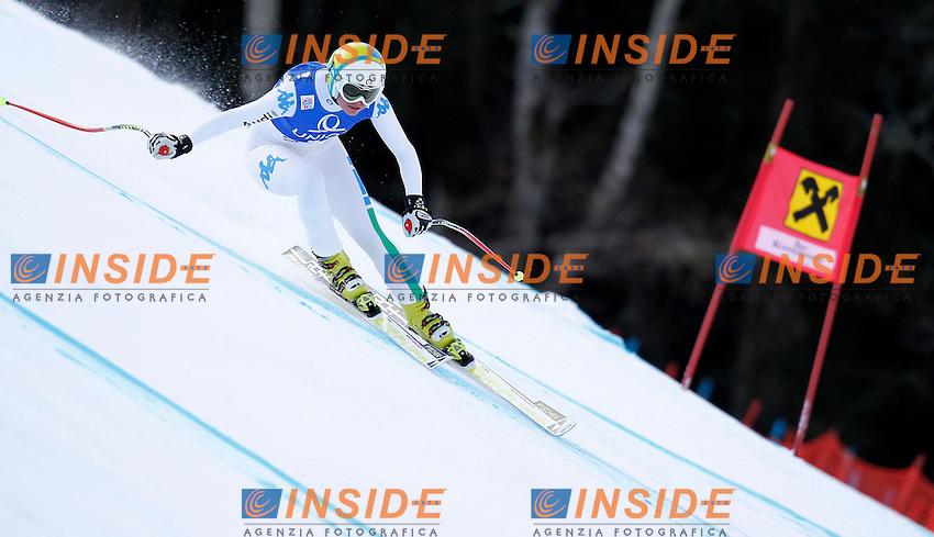 Verena Stuffer Italia.07/01/2012 Bad Kleinkirchheim, Austria.Pista Franz Klammer.Coppa del Mondo Sci Alpino Donne Slalom Gigante.Foto Insidefoto / EXPA/ Oskar Hoeher