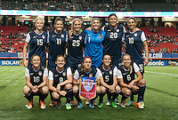 USWNT vs Russia, Thursday, February 13, 2014