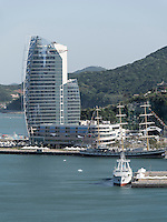 MVL Hotel in Yeosu, Provinz Jeollanam-do, S&uuml;dkorea, Asien<br /> MVl Hotel in Yeosu, province Jeollanam-do, South Korea, Asia