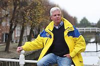 SCHAATSEN: FRIESE ELFSTEDENTOCHT: Friesland, Elfstedenvoorzitter Wiebe Wieling, ©foto Martin de Jong