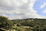 Israel, Upper Galilee, Einot Neria on Mount Meron