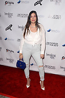 BEVERLY HILLS, CA - JANUARY 10: Pamela Francesca at the  Los Angeles Premiere of Beyond The Night at the Ahrya Fine Arts Theater in Beverly Hills, CA. January 10, 2019. Credit: David Edwards/MediaPunch