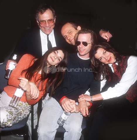 #LauraSanGiacomo #DavidSpade #WendyMalick #GeorgeSegal #EnricoColantoni 2000<br /> Photo By John Barrett/PHOTOlink.net