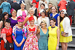 Joanne Fleming from Kilcummin, Killarney enjoying her Hen Party at Ladies Day at the Listowel Races on Friday.  Front left to right, Sarah O'Connell, Catherine Fleming, Joanne Fleming, Sinead Daly, Tara O'Connor.  Middle left to right, Jenny O'Sullivan, Louise O'Connor, Marie Cronin, Cathy O'Connor, Kathleen Fitzgerald, Michelle O'Callaghan.  Back left to right, Joan Hickey, Siobhan Dwyer, Ann Marie O'Connor, Karen O'Sullivan