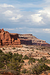 Arches National Park in summer Utah, USA