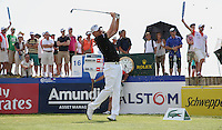 James Morrison (ENG) plays to the 16th during Round Three of the 2015 Alstom Open de France, played at Le Golf National, Saint-Quentin-En-Yvelines, Paris, France. /04/07/2015/. Picture: Golffile | David Lloyd<br /> <br /> All photos usage must carry mandatory copyright credit (© Golffile | David Lloyd)