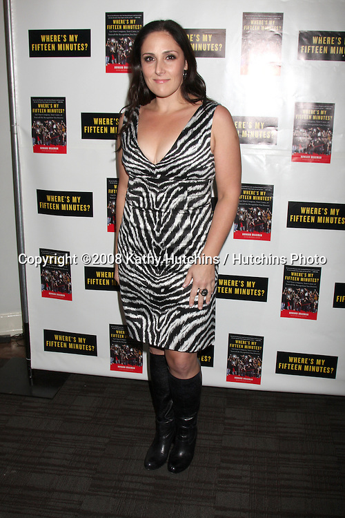 "Rikki Lake .Howard Bragman's Book Party for ""Where's My Fifteen Minutes"" at the Chateau Marmont Hotel in West Los Angeles, CA on .January 14, 2009.©2008 Kathy Hutchins / Hutchins Photo..                ."