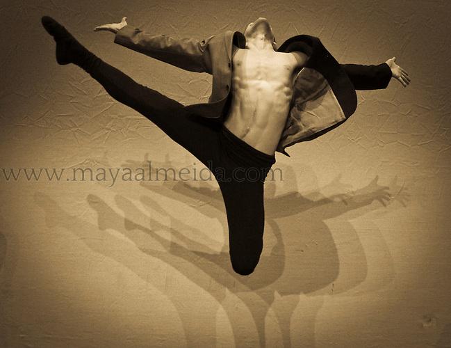 Dancer: Christian Coe