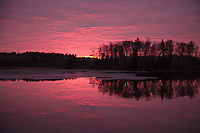 &quot;Icy Sunrise&quot;<br />