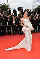 Jessica Kahawaty at the gala screening for &quot;BLACKKKLANSMAN&quot; at the 71st Festival de Cannes, Cannes, France 14 May 2018<br /> Picture: Paul Smith/Featureflash/SilverHub 0208 004 5359 sales@silverhubmedia.com