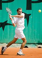30-5-08, France,Paris, Tennis, Roland Garros,  Benneteau