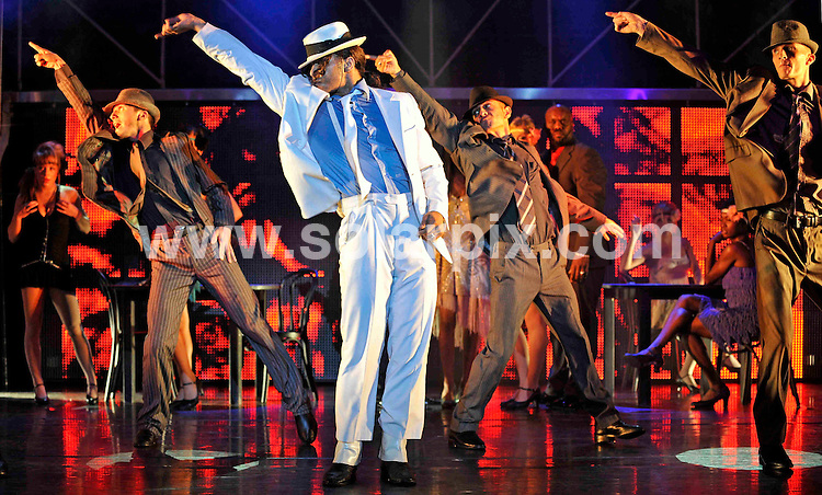 "**ALL ROUND PICTURES FROM SOLARPIX.COM**.**SYNDICATION RIGHTS FOR UK AND SPAIN ONLY**.rehearsals for the Michael Jackson ""Thriller Live"" musical in Munich, Germany. 22 July 2009..This pic: Ricko Baird..JOB REF: 9562 CPR        DATE: 22_07_2009.**MUST CREDIT SOLARPIX.COM OR DOUBLE FEE WILL BE CHARGED**.**MUST NOTIFY SOLARPIX OF ONLINE USAGE**.**CALL US ON: +34 952 811 768 or LOW RATE FROM UK 0844 617 7637**"