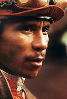Horse racing; racehorse; Thoroughbred; racetrack, jockey, Jorge Velasquez, Saratoga Race Course