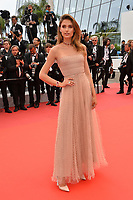 """CANNES, FRANCE. May 20, 2019: Fernanda Liz at the gala premiere for """"La Belle Epoque"""" at the Festival de Cannes.<br /> Picture: Paul Smith / Featureflash"""