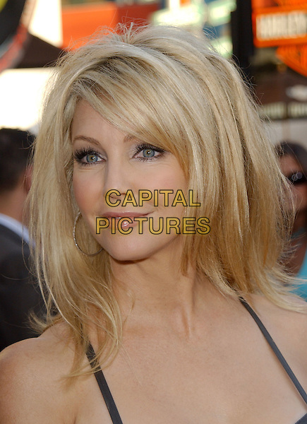 "HEATHER LOCKLEAR.At Universal Pictures' World Premiere of ""The Perfect Man"" held at Universal City Walk in Universal City, California, USA,.June 13th 2005..portrait headshot.Ref: DVS.www.capitalpictures.com.sales@capitalpictures.com.©Debbie VanStory/Capital Pictures"