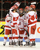 - The Boston University Terriers defeated the Providence College Friars 5-3 on Saturday, November 14, 2009, at Agganis Arena in Boston, Massachusetts.
