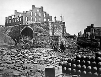 Ruins of Arsenal, Richmond.  April 1865. Alexander Gardner. (War Dept.)<br /> Exact Date Shot Unknown<br /> NARA FILE #: 165-SB-91<br /> WAR &amp; CONFLICT BOOK #:  249
