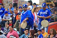 Cuarto juego de la serie final por el campeonato de la LMP. Yaquis de ciudad Obregon vs Aguilas de Mexicali  en el estadio Tomas Oroz Gaytan. 26 enero 2013 Obregon Sonora.