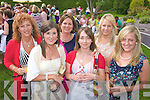 Pictured at a Garden party in aid of the Hospice at Ballygarry house hotel on Sunday were Una Sheehan, Michelle Hoare, Helen Walsh, Sheena Jones Caoimhe Finnegan and Sorcha Finnegan.