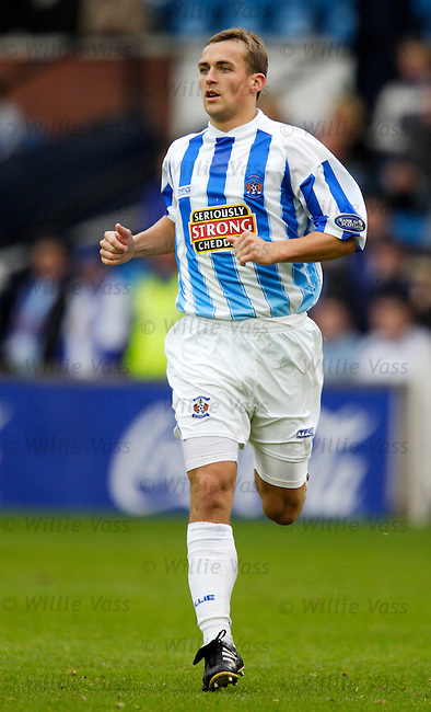 James Fowler, Kilmarnock.stock season 2005-2006.pic willie vass