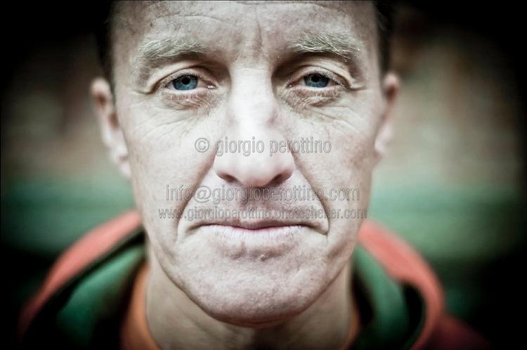   Dennis Urubko - mountaineer  <br /> client: The North Face