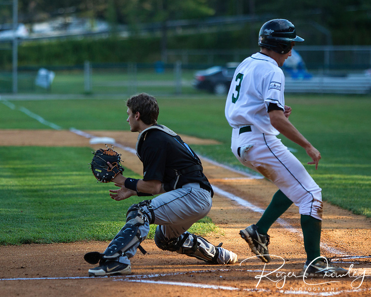 Vermont (17-21) fell 6-5 to Mystic in New England Collegiate Baseball League (NECBL) action on Monday night.