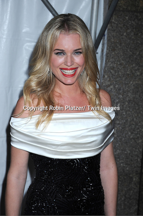 """Rebecca Romijn attending The Good Housekeeping """"Shine On"""" Event .on April 12, 2011 at Radio City Music Hall in New York City. This event benefits The National Women's History Museum."""