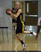 Clarkston at Troy, Girls Varsity Basketball, 2/24/12