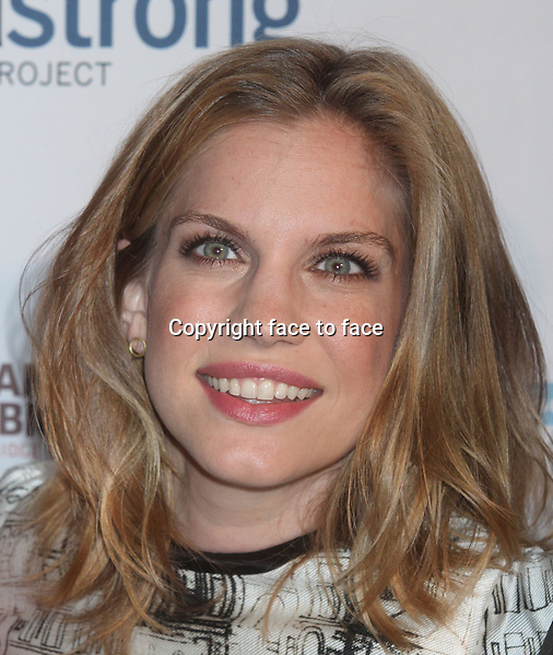 "Anna Chlumsky attends The Headstrong Project's ""Words Of War"" event at IAC HQ in New York, 08.05.2013. Credit: Rolf Mueller/face to face"