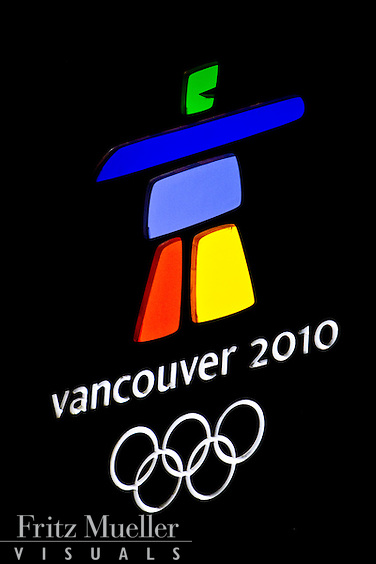 VANOC 2010 inuksuk logo