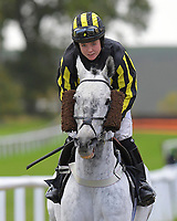 Brother Bennett ridden by Page Fuller and trained by Zoe Davison during Horse Racing at Plumpton Racecourse on 4th November 2019